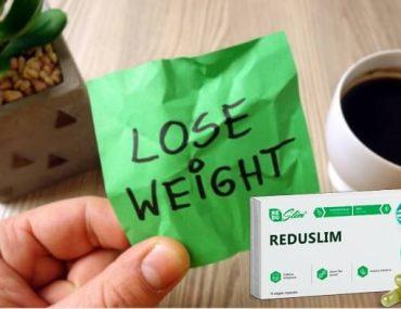 reduslim, lose weight, capsules