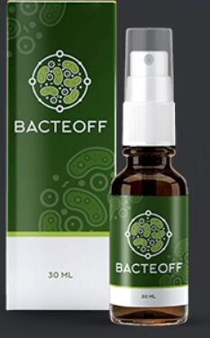 BacteOff Spray