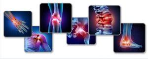 joint pains, cramps, arthritis pain
