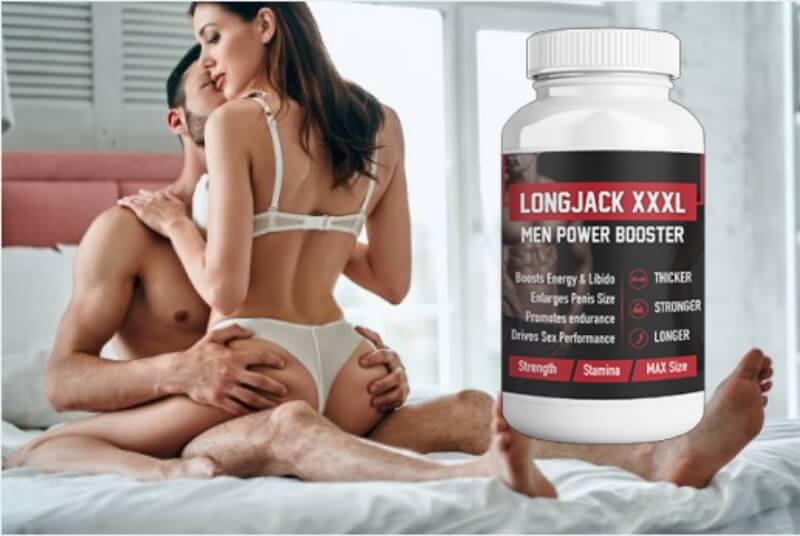 LongJack XXXL, sex, erection, couple