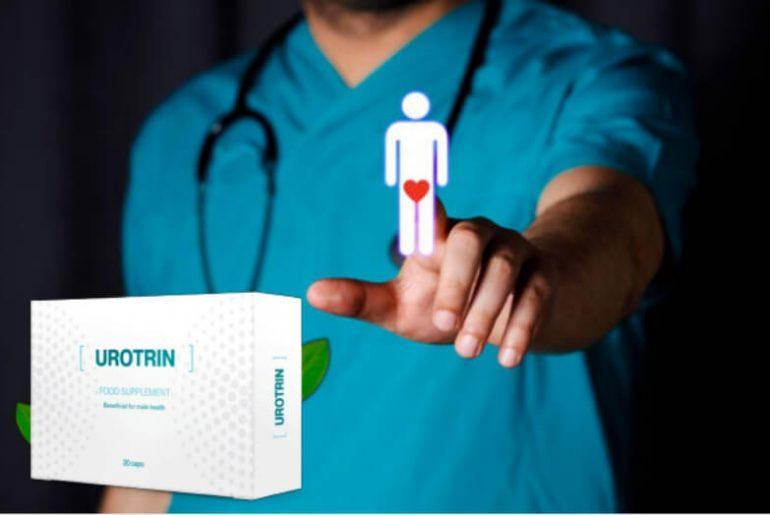 urotrin capsules, prostate, libido