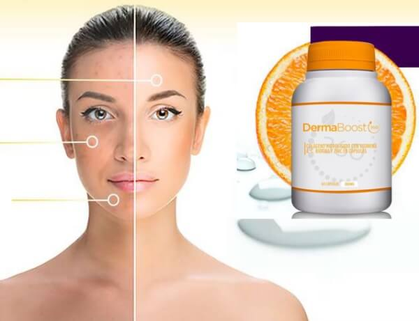 capsules, skin, dermaboost 360