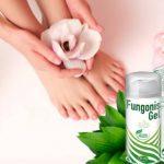 fungonis gel, feet