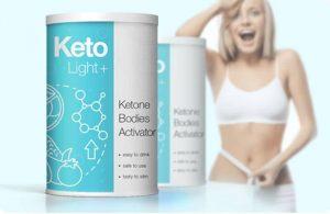 keto light plus, drink, woman, slimming