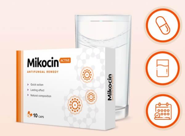 mikocin active, usage, contradictions