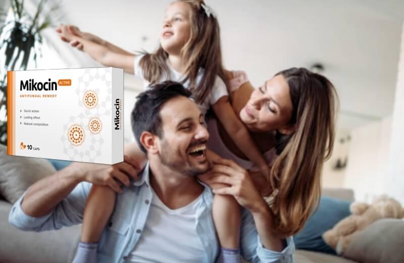 mikocin active, reviews, family