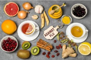 9 Foods for Active Immunity-Boosting during 2020's Flu Season