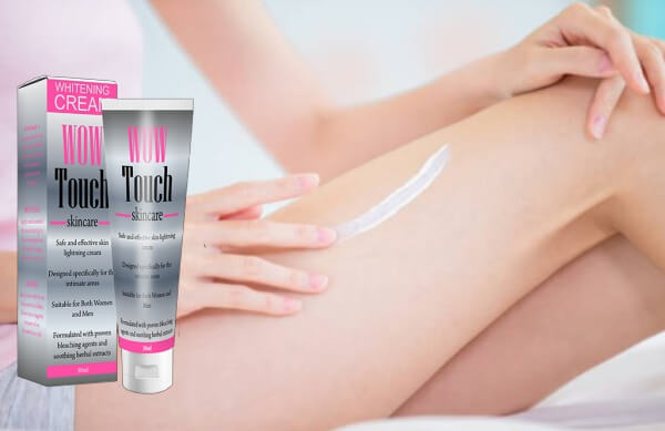 wow touch, whitening cream, intimate