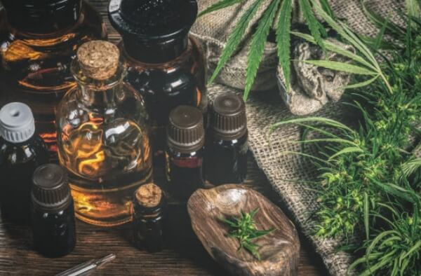 cannabis oil, hemp seeds