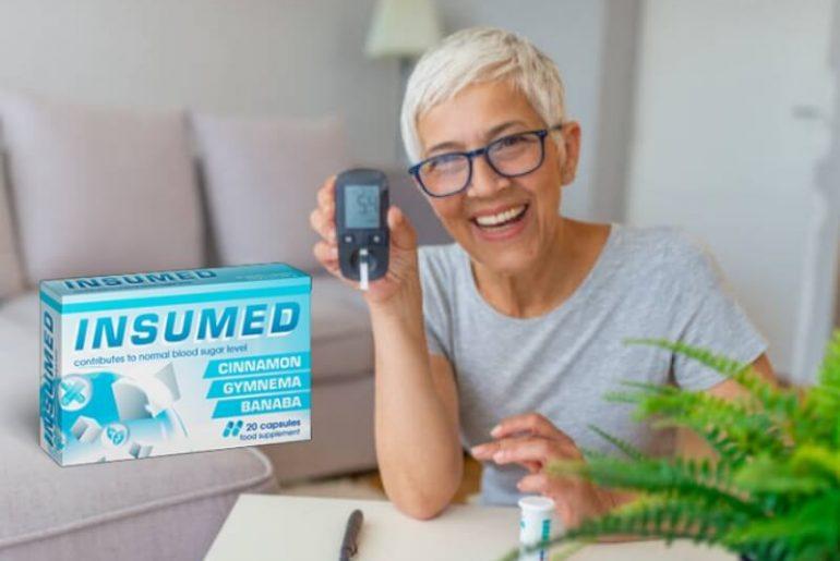 insumed capsules, blood sugar, diabetes