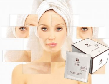 elier moor mask, woman, skin care, face