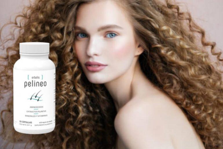 capsules pelineo, woman, long hair
