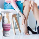 Varikostop cream, varicose veins, legs, high heels
