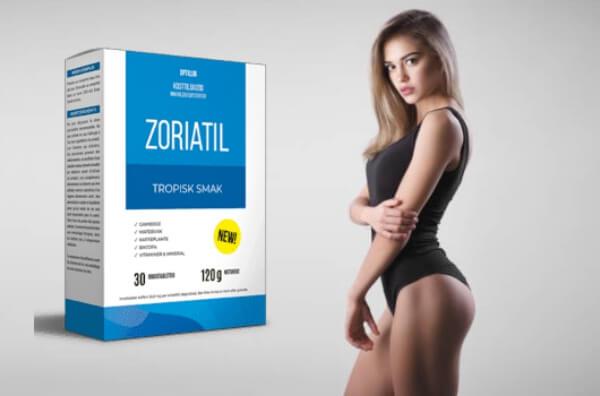 zoriatil drink, slim woman