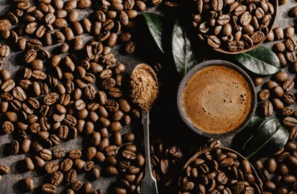coffee, coffeine
