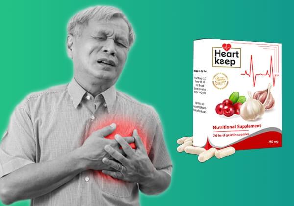 heartkeep, hypertension, heart attack