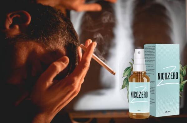 lungs, nicozero spray, smoking