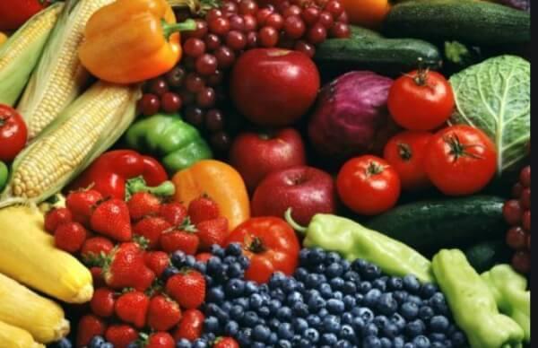 Flavonoids, fruits, vegetables