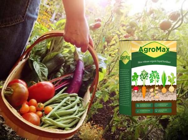 agromax fertiliser, soil, vegetables, gardening