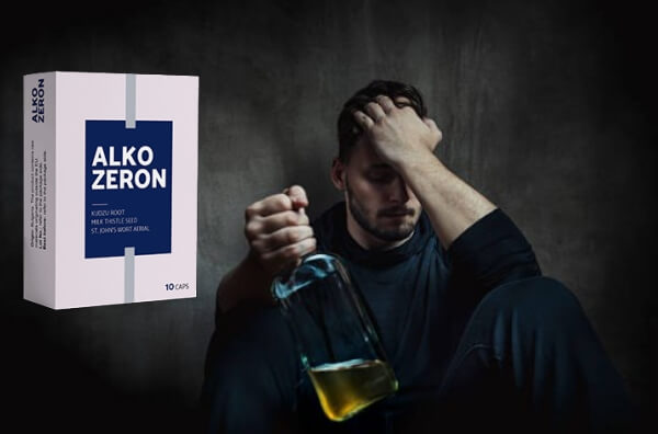 man, capsules, alcohol