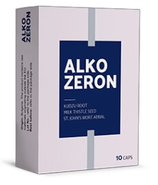 AlkoZeron Capsules