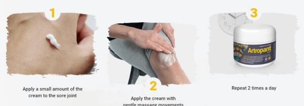 cream artropant