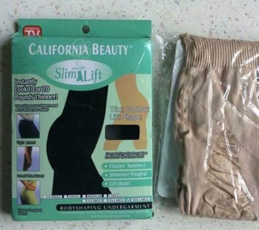 material, slimming underwear