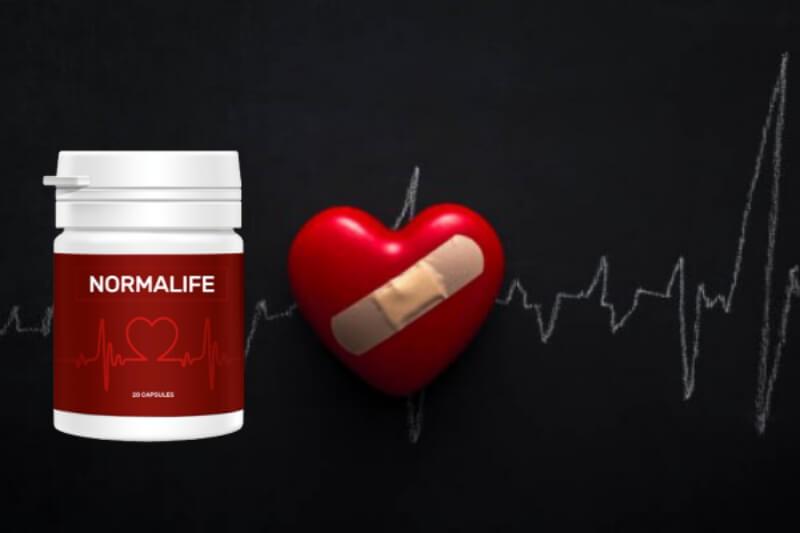 normalife capsules, heart, hypertension