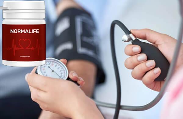 blood pressure, normalife
