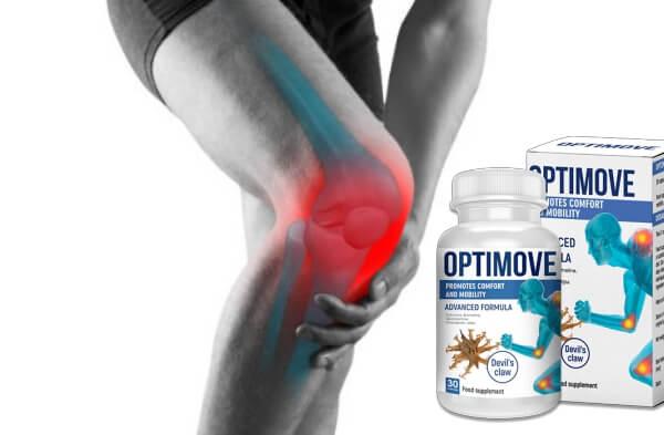 knee pain, optimove