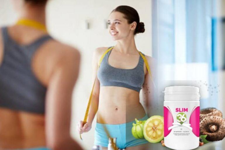 slim36 capsules, weight loss, slimming, woman