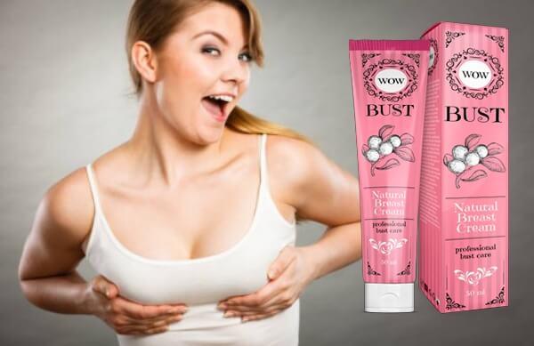 wow bust cream, woman, boobies