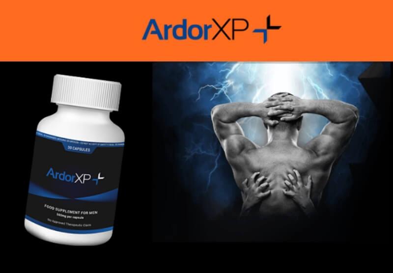 ardorxp capsules, man, libido, erection