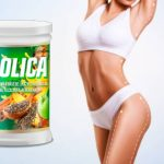 biolica powder drink, woman, slimming, weight loss