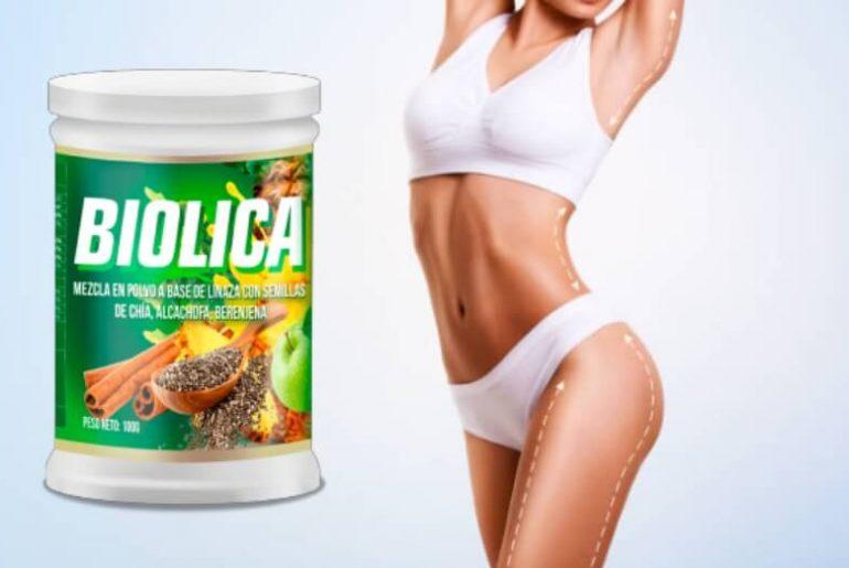 biolica powder drink, woman, slimming, weight loss