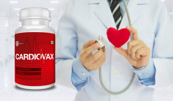 cardiovax capsules, doctor, heart