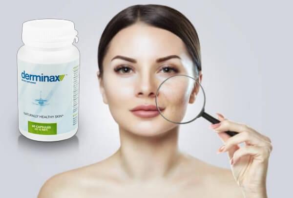 capsules, acne, pimples, skin, woman