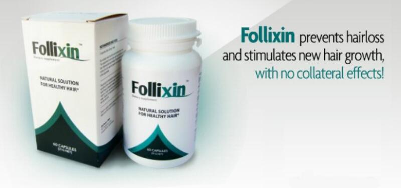 follixin capsules, hairloss, hair growth