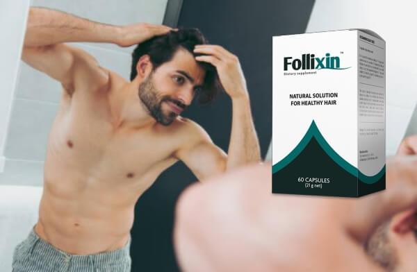 hair loss, follixin capsules