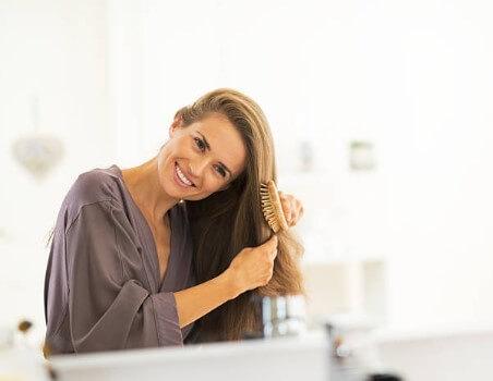 daily hair care rituals