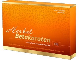 Herbal Betakaroten HQ