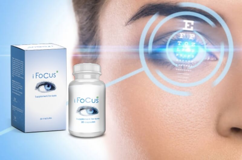 ifocus capsules, eye vision