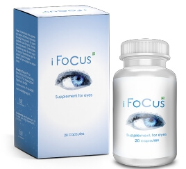 iFocus Capsules Supplement for eyes