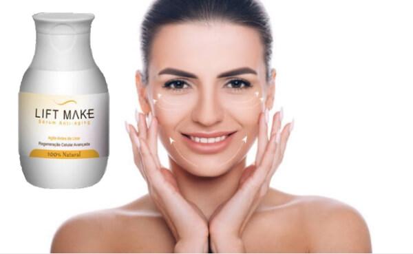 anti aging serum, face, lifting