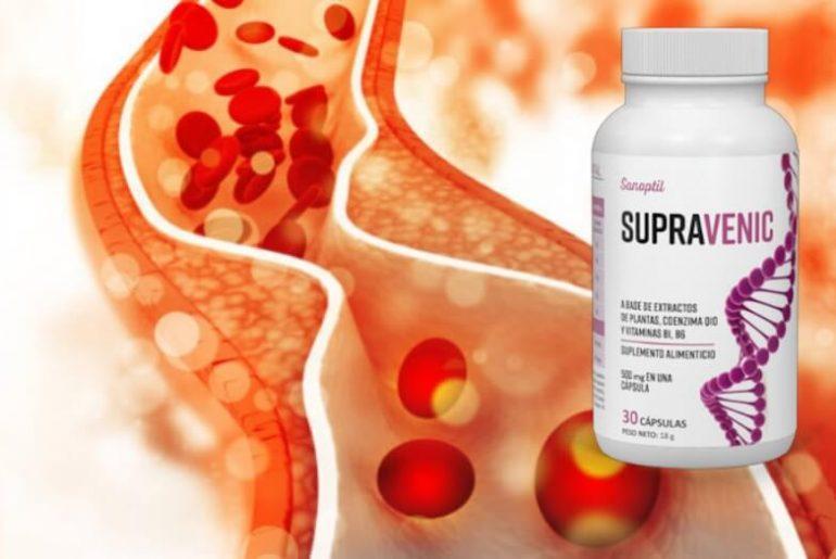 Supravenic capsules, toxins, detox, arteries