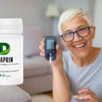 diaprin capsules, diabetes, woman, blood sugar
