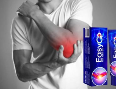 easy go pain relief gel price and review