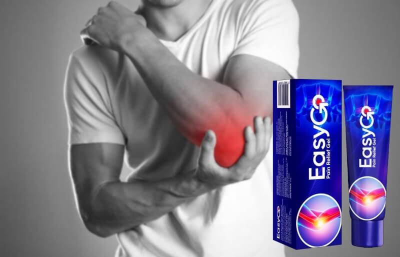 easy go gel, joint pain, arthritis