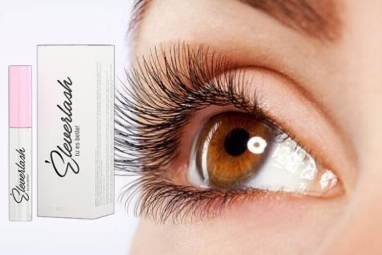 eleverlash serum, lashes, eyes