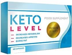 keto level capsules box weight loss